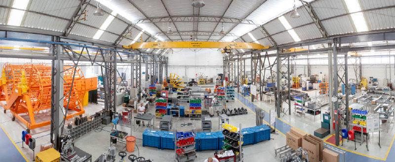 EMH | Soluções Tecnológicas e Inovadoras para movimentação de cargas
